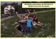 Mobilităţi universitare din România în Spaţiul Economic ... - LLP