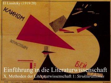 Der Marmorknabe - Literaturwissenschaft-online