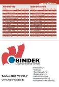 46049 Oberhausen Telefon (0208) 801427 · Telefax (0208) - Seite 7
