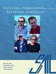 2001 Editorial Brochure - Sail Magazine