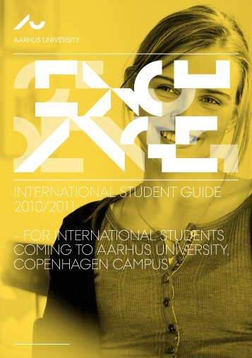 INTERNATIONAL STUDENT GUIDE 2010/2011 - FOR - DPU
