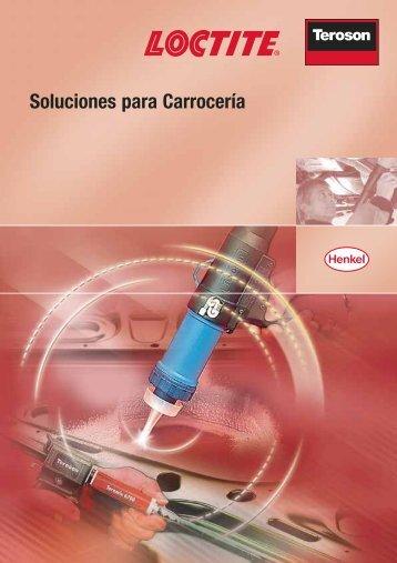 Carroceria Loctite - Ferreteria-anserjo