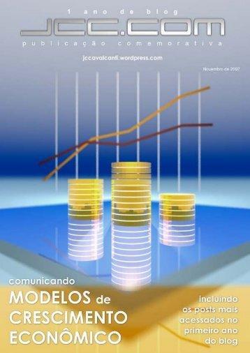 Modelos de Crescimento Econômico - Creativante