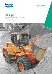 Produktbroschüre DL250 [PDF 1,56 MB] - Bobcat Bensheim GmbH ...