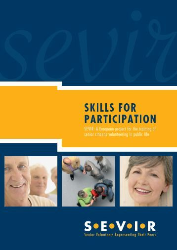1. Manual for adult educators with the focus - Integra ® Association ...