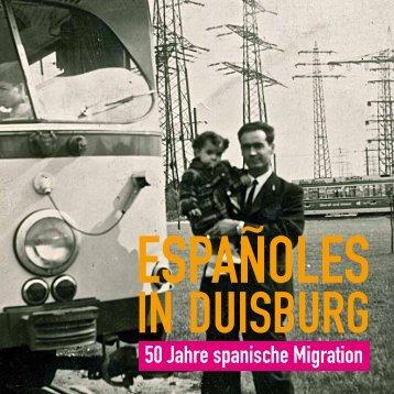 Espanoles in Duisburg - Wir sind DU