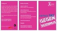 Download Courage 1x1 gegen Sexismus - Netzwerk für Demokratie ...