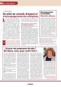 Les Journées portes ouvertes au CFA Les Journées portes ouvertes ... - Page 7