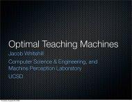 Optimal Teaching