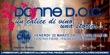 donne doc - CNA Impresa Donna