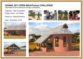 to view competition entry. - NKA Foundation