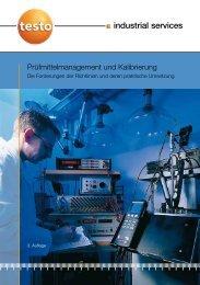 primas - Testo Industrial Services GmbH