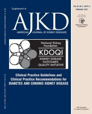 Clinical Practice Guidelines and Clinical Practice Recommendations ...