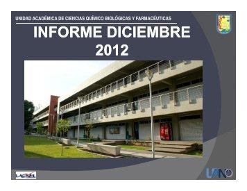 Diciembre 2012 - sistema administrativo de calidad