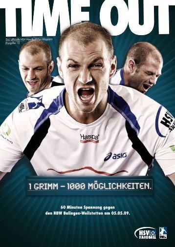 Ausgabe 15 - HSV Handball