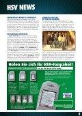 Ausgabe 15 - HSV Handball - Page 5