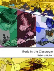 iPads in the Classroom - L3T