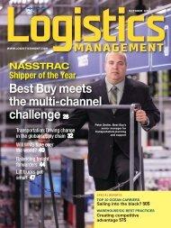 Logistics Management - October 2012