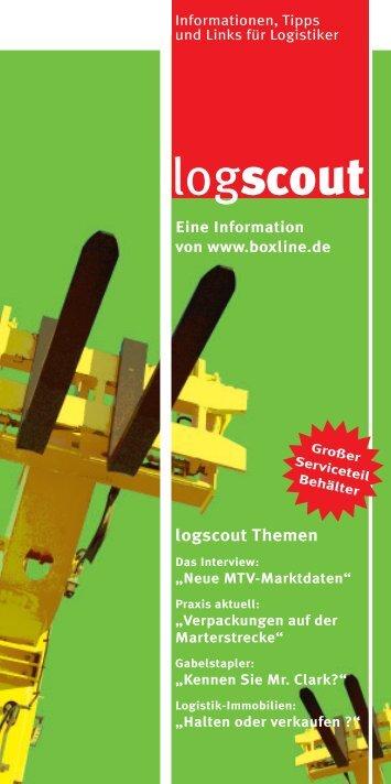 logscout - Boxline.de