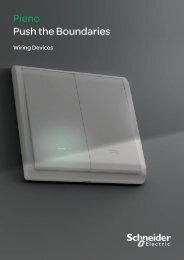Pieno Brochure 2013.pdf, 204 mb - Schneider Electric
