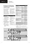 Elektromechanische Feststellung, Montage auf ... - Protect - O firmie - Seite 4