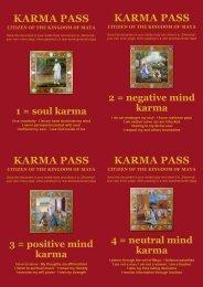 2 = Negative Mind Karma - 3HO Europe