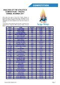 pacific games, noumea 2011 - Oceania Athletics Association - Page 7