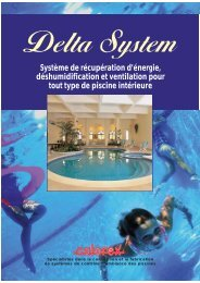 CALOREX DELTA SYSTEMS FRENCH