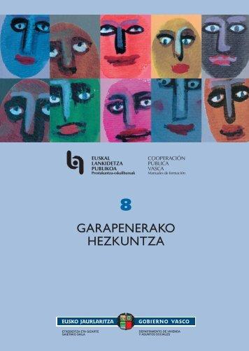 GARAPENERAKO HEZKUNTZA - Biblioteca Hegoa