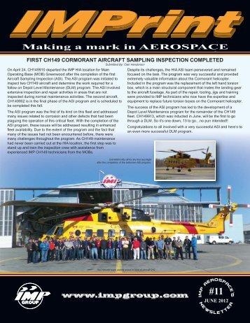 IMPrint Issue 11 - IMP Group