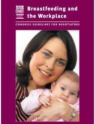 Breastfeeding and the Workplace - Irish Congress of Trade Unions