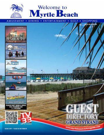 Myrtle Beach North - Myrtle Beach Visitors Guide