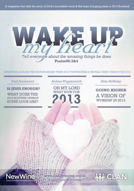 Wake Up My Heart
