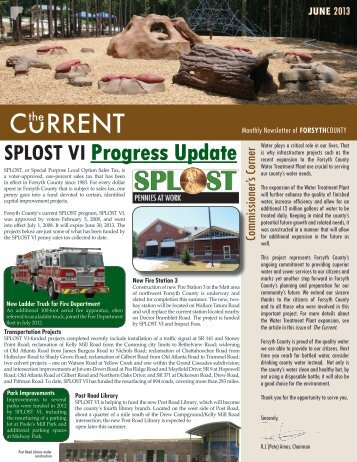 June 2013 Issue - Forsyth County Government