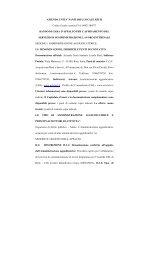 Bando di gara d'appalto per l'affidamento del servizio di ...