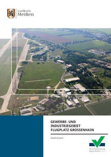 und industriegebiet flugplatz grossenhain - Wirtschaftsförderung ...