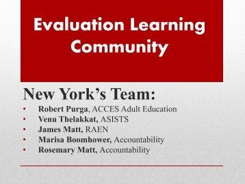 New York-Download the PDF presentation (508 Compliant Version)
