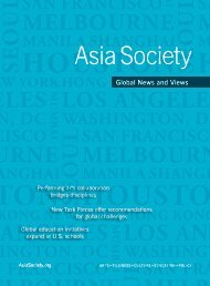 Download the Fall 2009 Global News and Views - Asia Society