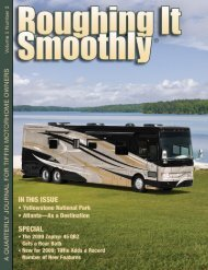 Vol. 5 # 3 - Tiffin Motorhomes