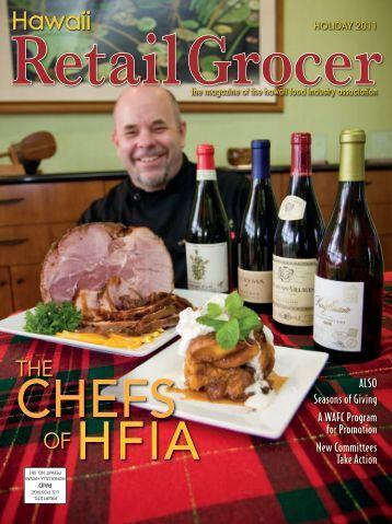 Read magazine - Hawaii Food Industry Association