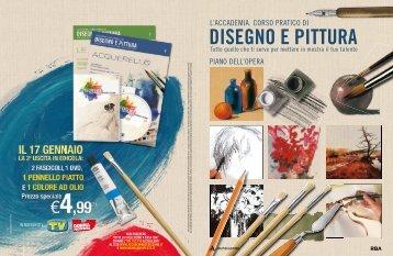 DISEGNO E PITTURA - RBA Italia
