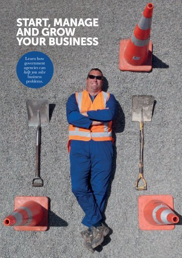 Start, Manage and Grow Your Business: A guide on how ... - ACC