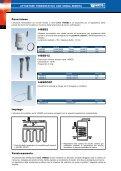 Attuatore termostatico con sonda remota Serie ... - WATTS industries - Page 2