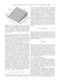 Modelling of erosion. - am Institut für Geowissenschaften - Page 7