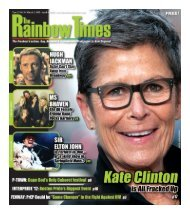 march 2012 - The Rainbow Times