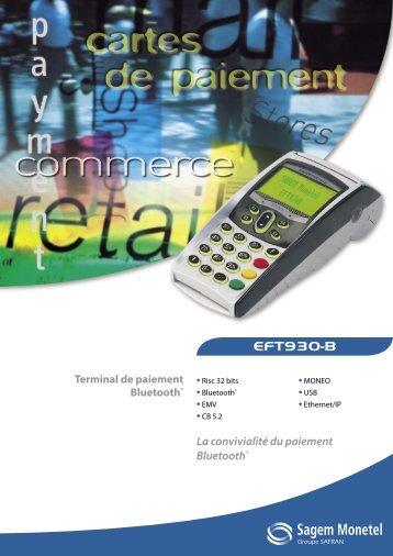 Fiche constructeur - TPE Discount