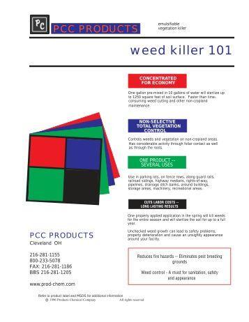 Sprakil Sk 13 Granular Weed Killer