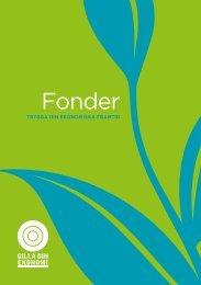 Broschyr: Fonder (pdf) - Fondbolagens Förening