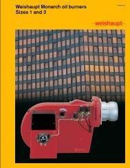 Download brochure 885 KB (pdf) - Weishaupt