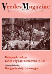 VredesMagazine jrg. 4, nr. 2 - VD Amok